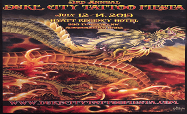 events 3rd annual tattoo fiesta