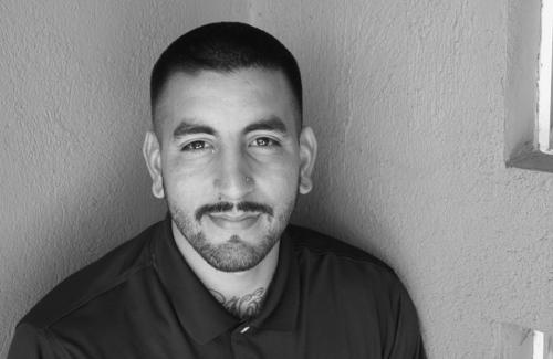 Tattoo Artist and Owner of Por Vida Tattoo Bale Sisneros