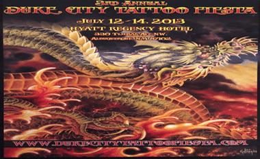 events 3rd annual tattoo fiesta